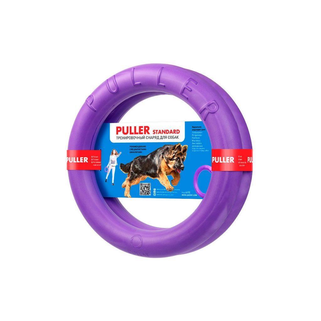 Puller Standart – фитнес снаряд для крупных собак