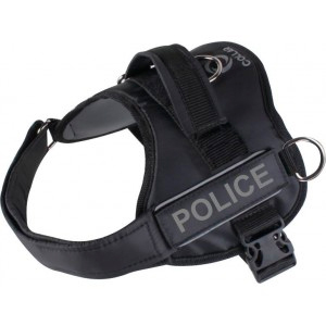 """POLICE Collar DogExtreme"" Harness (Коллар Полис), универсальная шлея для собак"
