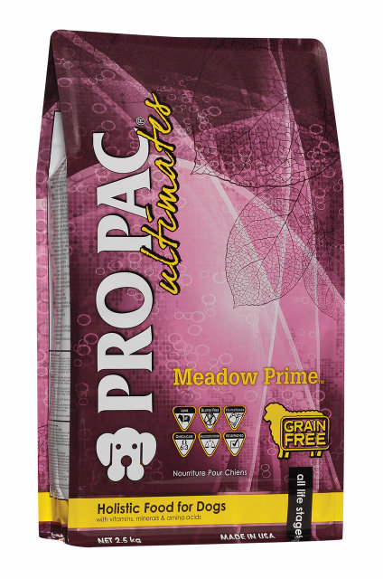 """Pro Pac DOG Meadow Prime"" – корм для собак, 2.5 кг"