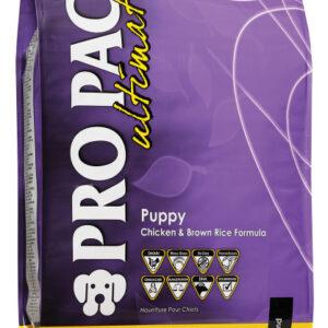 Сухий корм для цуценят Pro Pac DOG Puppy Chicken & Brown Rice Formula 20 Kg