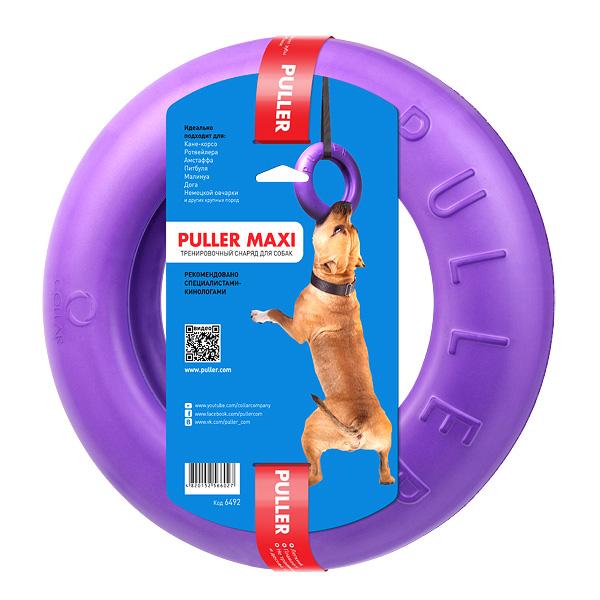 """""""Puller Maxi"""" – Тренажер для собак гиганских пород"""