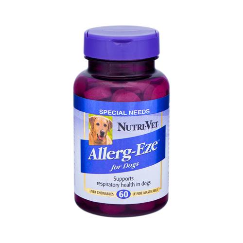 Нутри-Вет «ДЛЯ АЛЛЕРГИКОВ», жевательные таблетки