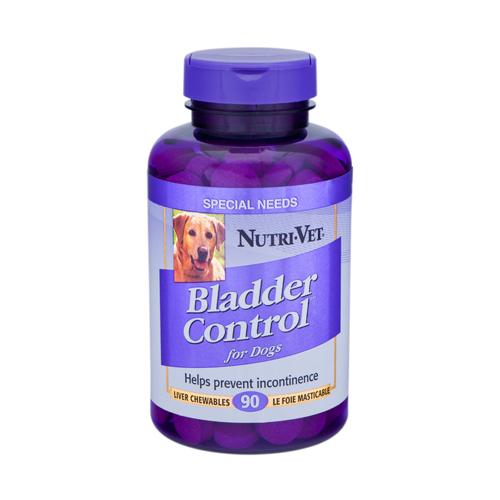 Нутри-Вет «КОНТРОЛЬ МОЧЕВОГО ПУЗЫРЯ», жевательные таблетки