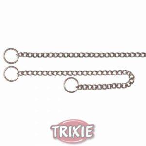 Trixie цепочка рывковая для собак, размер 60см/2,5мм