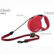 Поводок-рулетка Flexi Classic Basic S 3м до 8 кг