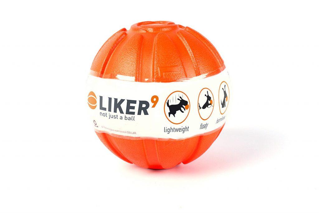 """""""Liker""""мячик для собак, для крупных, средних и малых пород"""