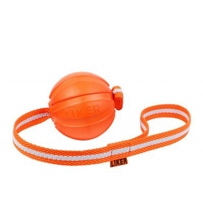 Liker Line – мячик на ленте для щенков и собак