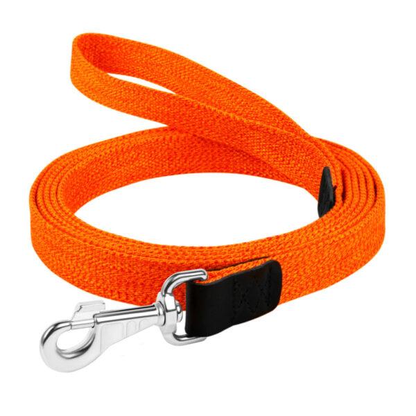 хб поводок Collar (оранжевый)