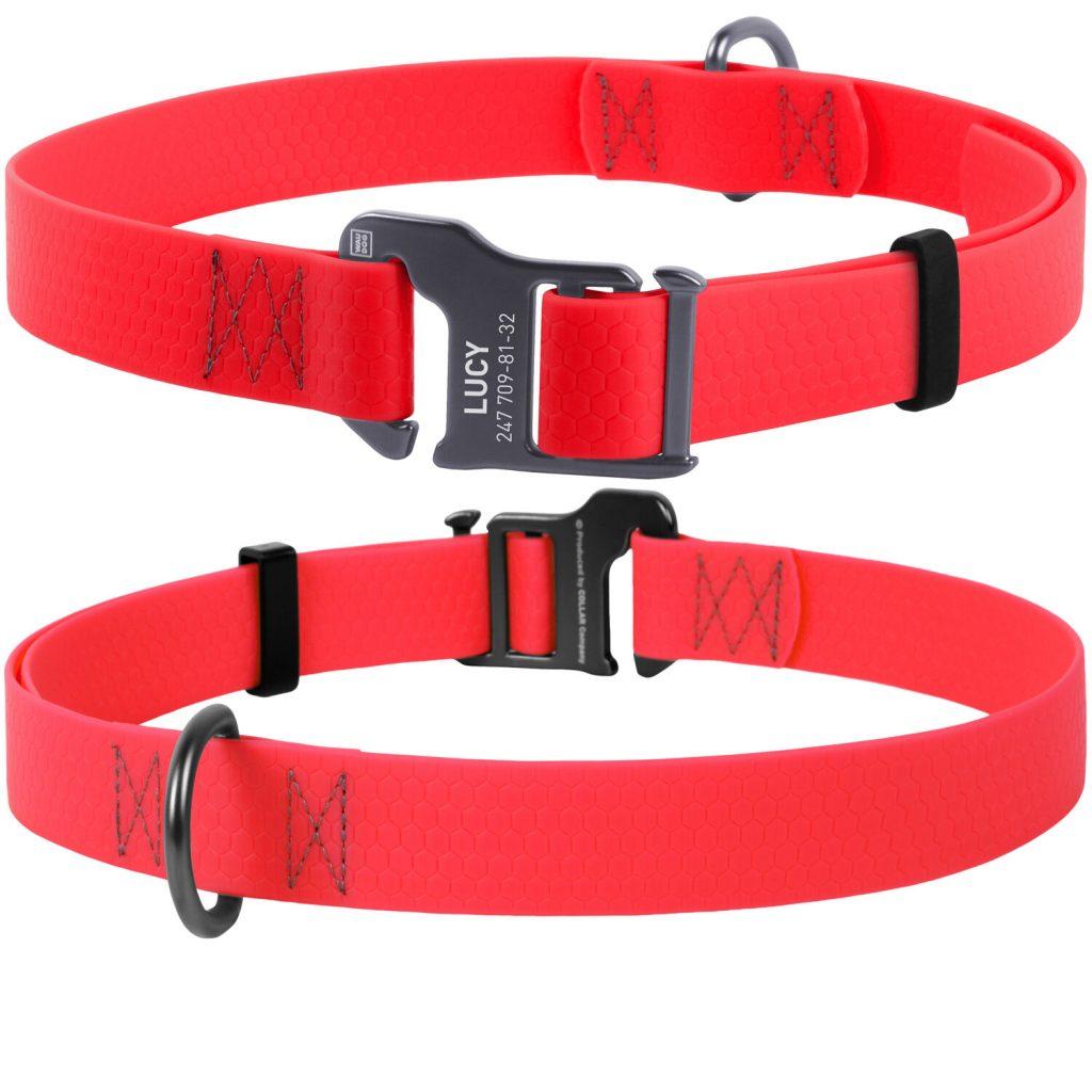 WauDog WaterProof Collar (Ваудог Вотерпроф), водостойкий ошейник для собак