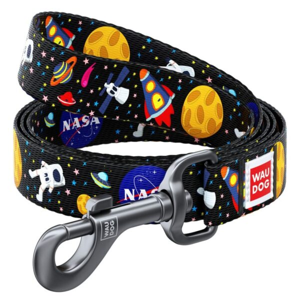 NASA Waudog Nylon поводок