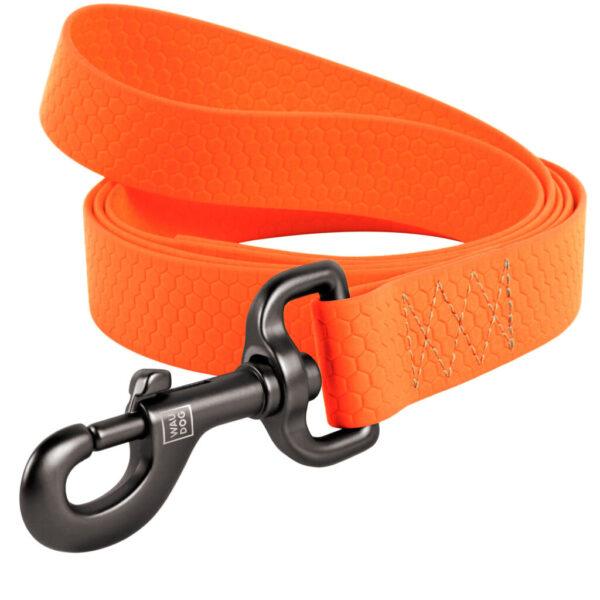 leash-orange_waterproof