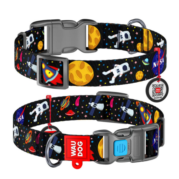 Nasa WauDog Collar