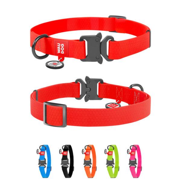 серия Waterproof Collar Lock красный
