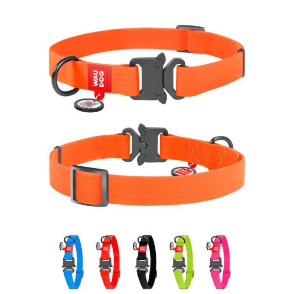 серия Waterproof Collar Lock оранж