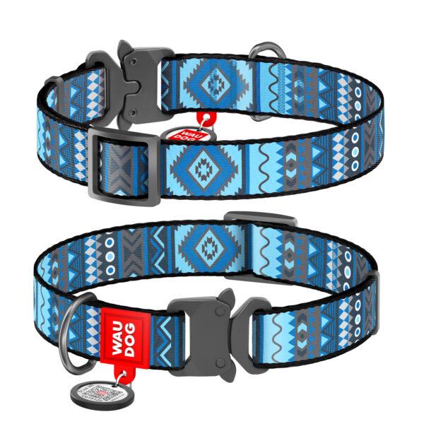 Collar Lock этно синий