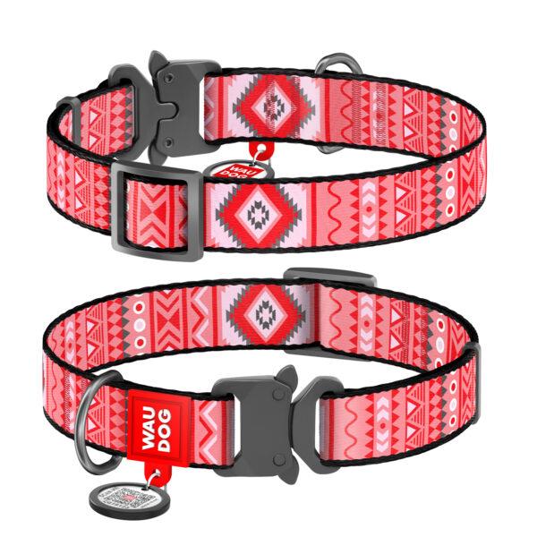 Collar Lock этно красный