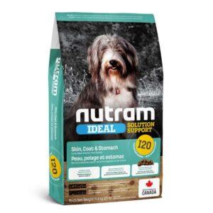 I20_ NUTRAM Ideal Solution Support Skin, Coat & Stomach холістик корм д/соб чутливе травлення, 2kg